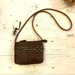 Etienne Aigner small cross body bag with key fob